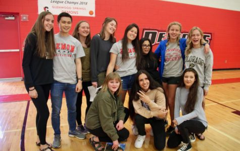 Impact Club Brings Famous Climate Change Activist to GSHS