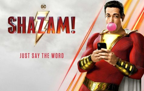 Say my Name! Shazam!