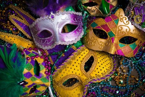 Mardi Gras Comes to Glenwood