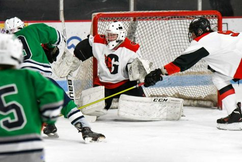 GSHS Hockey Boys Land Spot in the Playoffs
