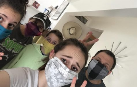 Homemade Coronavirus Masks
