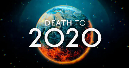 Welcoming in 2021 with Death of 2020